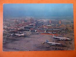 AEROPORT / AIRPORT / FLUGHAFEN     HEATHROW  CARAVELLE SABENA /   DC 8 ALITALIA - Aerodromi