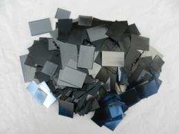 Lot De Petites Pochettes Transparentes Pour Timbres De Collection - Stamps
