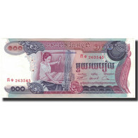 Billet, Cambodge, 100 Riels, KM:15a, SPL - Cambodge
