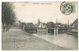 Amiens - Place Parmentier - Mr AUGUEZ - 1905 - Animée - Circulé - Amiens