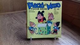 """ARNAL C.""""PLACID ET MUZO POCHE N°48."""" Jeux-gags-blagues.124 X 115mm.1972 (cag13) - Libros, Revistas, Cómics"""
