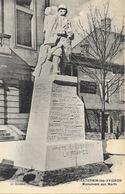 St Saint-Saturnin-les-Avignons - Le Monument Aux Morts - Cliché Miesenski, Carte Non Circulée - Oorlogsmonumenten