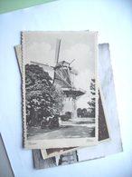 Nederland Holland Pays Bas Rijssen Met Molen En Oude Karren - Rijssen