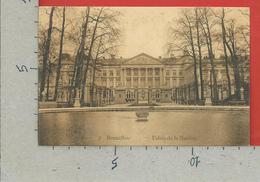 CARTOLINA NV BELGIO - BRUXELLES - Palais De La Nation - 9 X 14 - Monumenti, Edifici