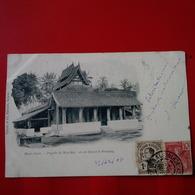 LAOS PAGODE DE WAT MAY - Laos