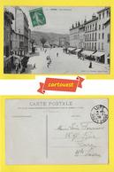 CPA VIENNE 38 ♥️♥️☺♦♦   PLACE SAINT MAURICE  ֎ 1908 - Vienne