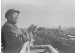 Photo De Presse:MAO-TSE-TOUNG . PHOTO KEYSTONE 11-11-1966. - Célébrités