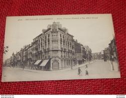 BRUXELLES  - SCHAERBEEK - Avenue Princesse Elisabeth Et Rue Albert Giraud - Schaerbeek - Schaarbeek