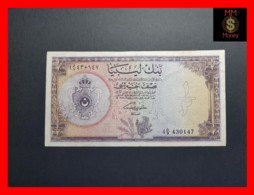 LIBYA ½ £  5.2.1963  P. 24  VF+ - Libye