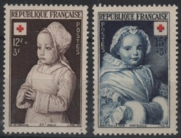 FR 1204 - FRANCE N° 914/15 Neuf** Croix-Rouge - France