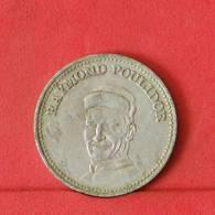 TOKEN    - RAYMOND POULIDOR 2,3 GRS 27,5 MM      - (Nº34150) - Jetons & Médailles
