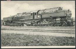 Locomotives De L'Algérie (ex - P.-L.-M. Algérien) - Machine N° 231-132 AT 1 - Cliché F. Fohanno - H. M. P. N° 601 - Trains
