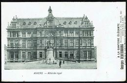ANTWERPEN - ANVERS - Athénée Royal - Non Circulé - Not Circulated - Antwerpen