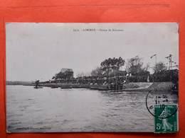 CPA (56) Lorient.Pointe De Kéroman. Fête.  (N.1055) - Lorient