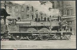 Locomotives De L'Est - Machine N° 2602 - Type 221 Atlantic - Cliché Orget - H.M.P. N° 108 - Voir 2 Scans - Trains