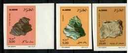 Algérie  1994 Minerals Minéraux Imperf MNH - Minéraux