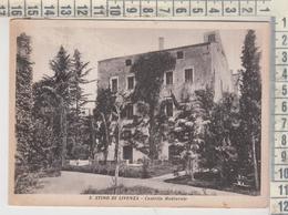S. Stino Di Livenza  Venezia Castello Medioevale 1952 - Venezia