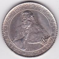 San Marino. 20 Lire 1932, En Argent, KM# 11 - Saint-Marin