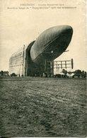 VOULTEGON. 1912.Rentrée Au Hangar Du Dupuy-de-lôme - Francia
