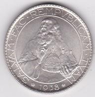 San Marino. 20 Lire 1938, En Argent, KM# 11a - Saint-Marin