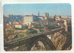 1995 Pocket Calendar Calandrier Calendario Portugal Lugares Cidades Porto Oporto Ponte Bridge - Calendriers