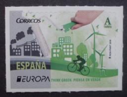 Spanien   Europa Cept  Umweltbewusst Leben   2016    ** - 2016