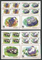 AITUTAKI - MNH - Animals - Birds - WWF - Pájaros