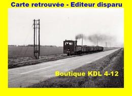 BVA 625-10 - Train - Loco 031 T Vers NANGIS - Seine Et Marne - SE - Nangis