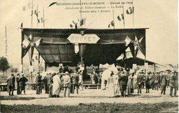 MEZIERES-CHARLEVILLE-MOHON. Circuit De L'Est, Aérodrome De Villers-Semeuse, Le Buffet - Charleville