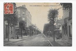 93  VILLEMOMBLE  AVENUE D'OUTREBON  OEUVRE  SOCIAL DU BON LAIT  BON ETAT    2 SCANS - Villemomble