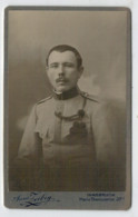 INNSBRUCK     CARTONCINO  DA  VISITA  1860- 1900  DIM. (6-6,5 X 10-10,5)  2  SCAN - Tarjetas De Visita