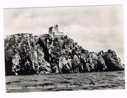 V4724 Orbetello (Grosseto) - Ansedonia - Torre Di San Biagio Vista Dal Mare / Viaggiata 1952 - Italia