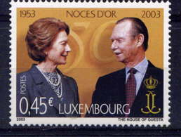 LUXEMBOURG - 1547** - COUPLE ROYAL - Nuevos