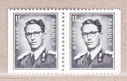 1970 Nr 1561d** Postfris Zonder Scharnier,zegel Uit Postzegelboekje. - Belgique
