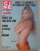 CINE REVUE N°50/1971, Moreau, Voir Description - Cinema