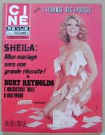 CINE REVUE N°33/1972, Sheila, Voir Description - Cinéma