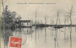 ROCHEFORT SUR LOIRE Inondations 1910 Route De La Gare - Francia