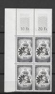 1955 MNH Luxemburg Mi 535 - Nuevos