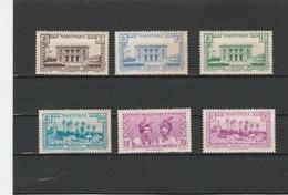 MARTINIQUE**LUXE N° 175/185 Cote 13.00 - Martinique (1886-1947)