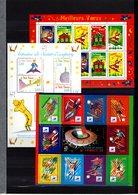 Lot Varié - 3 Blocs - Neufs ** - 25x3.00f = 11.50 Euros - Collections