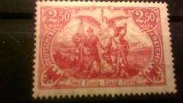 German Empire  1920 New Daily Stamps - Offset Printing - Deutschland