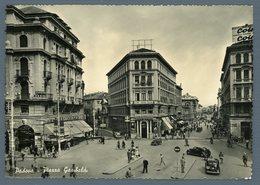°°° Cartolina - Padova Piazza Garibaldi Viaggiata °°° - Padova (Padua)