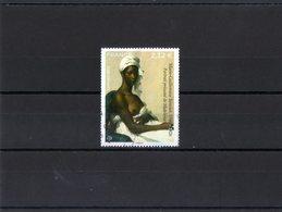 1 Timbre  (2020)  Mari-guillemine Benoist  1768-1826  (portrait Prèsumè De Madeleine) - Andere