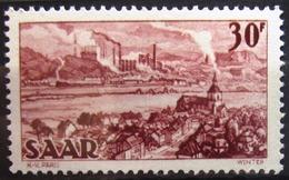 SARRE                       N° 288                      NEUF** - Unused Stamps