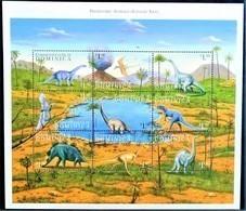 Dominica 1999**Mi.2661-69 Prehistoric Animals , MNH [5;39] - Briefmarken