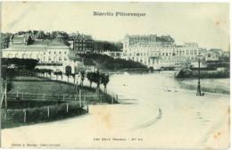 56- Biarritz Pittoresque - Les Deux Casinos - Biarritz