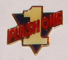 Pin's VIDEO FLASH ONE B - Fotografie