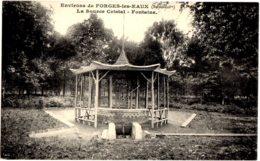 Environs De Forges Les Eaux - La Source Cristal - Fontaine - Forges Les Eaux