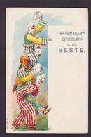 CPA Cirque Clown Non Circulé Cirk Circus Litho - Zirkus