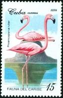 CUBA #3403 -  FLAMINGO - FLAMANT ROSE  - BIRD - AVES - PAJAROS  - 1994  UNUSED - Nuovi